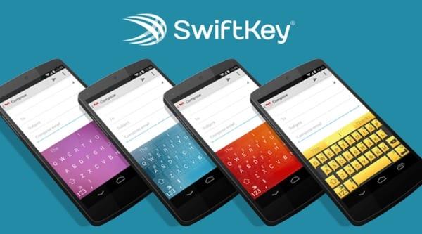 Klawiatura SwiftKey dla Androida zaktualizowana, od teraz za darmo