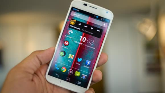 Motorola Moto X otrzymuje Androida 4.4.4 KitKat