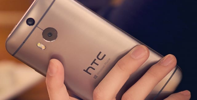 HTC One M8 z Windows Phone 8.1 oficjalnie