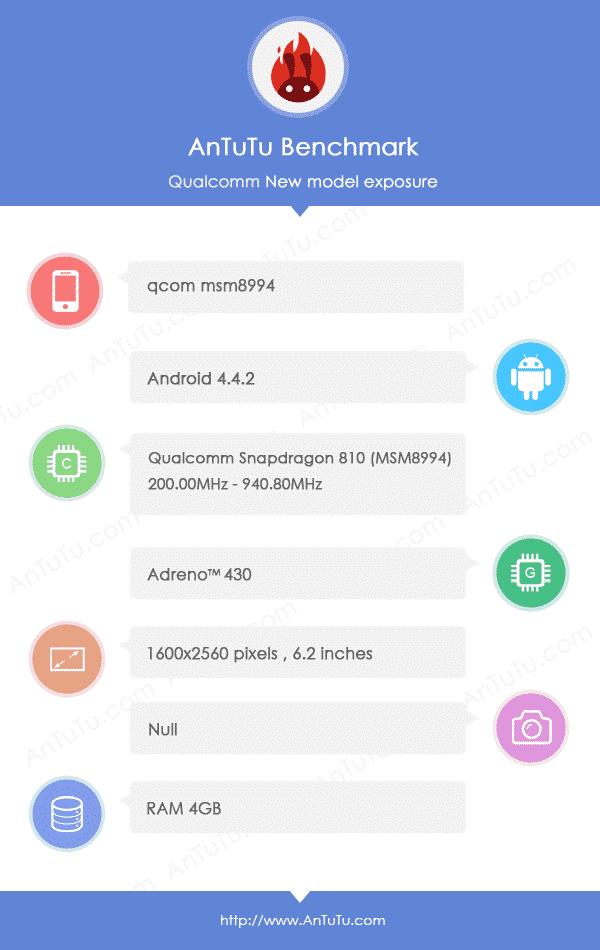 snapdragon 810
