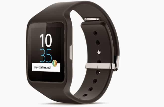 [IFA 2014] Sony SmartWatch 3 i SmartBand Talk