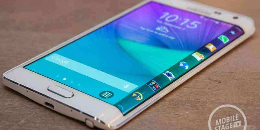 Samsung Galaxy Note Edge z rewelacyjnym wynikiem w benchmarku