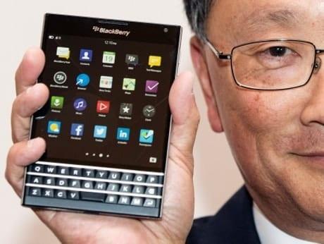Ogromny sukces firmy BlackBerry