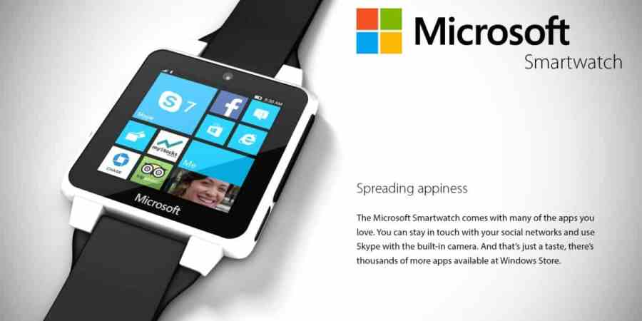 W oczekiwaniu na smartwatch-a od Microsoftu…
