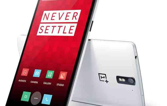 Test wytrzymałości smartfona OnePlus One
