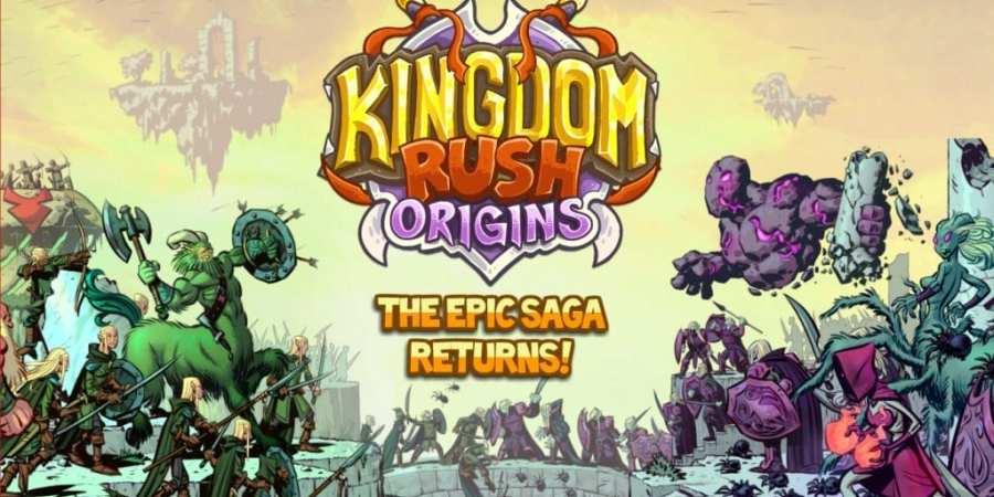 Kingdom Rush: Origins – kolejna gra serii na Android i iOS