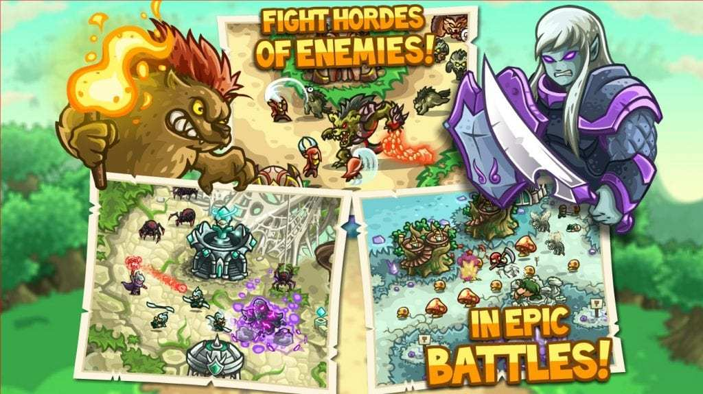 Kingdom Rush Origins2