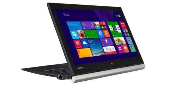 [CES 2015] Toshiba Portege Z20t – hybryda dla wymagających użytkowników