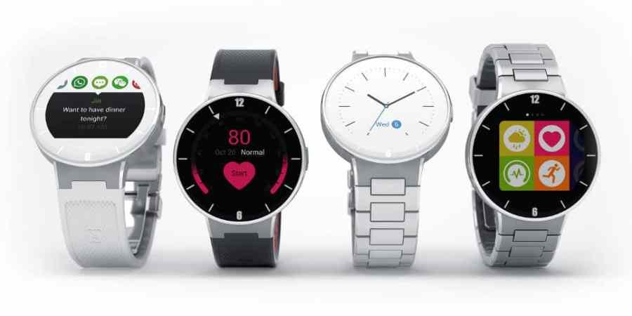 Alcatel OneTouch zaprezentuje smartwatcha na targach CES 2015