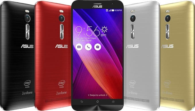 Premiera modelu Asus Zenfone 2