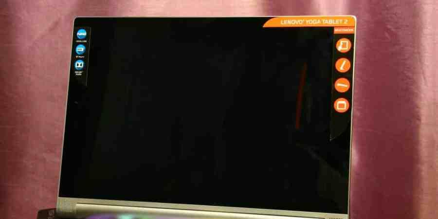 Lenovo Yoga Tablet 2 – Recenzja