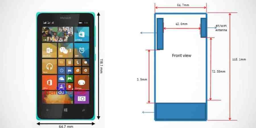 Microsoft Lumia 435 potwierdzona przez Brazylijską agencję