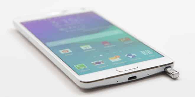 Android 5.0 Lollipop z nowym TouchWiz dla Samsunga Galaxy Note 3 wyciekł do Sieci