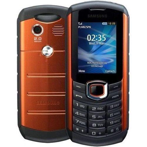 Telefony komórkowe i smartfony Samsung Solid GT-B2710 pomarańczowy