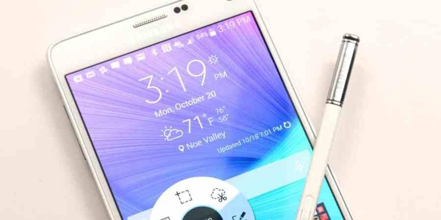 Android 5.0 już dostępny dla polskich użytkowników Galaxy Note 4