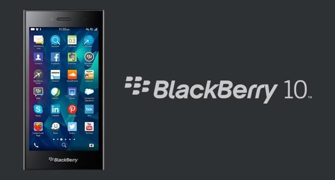 BlackBerry Leap wraz BB 10.3.1 zaprezentowane na wideo