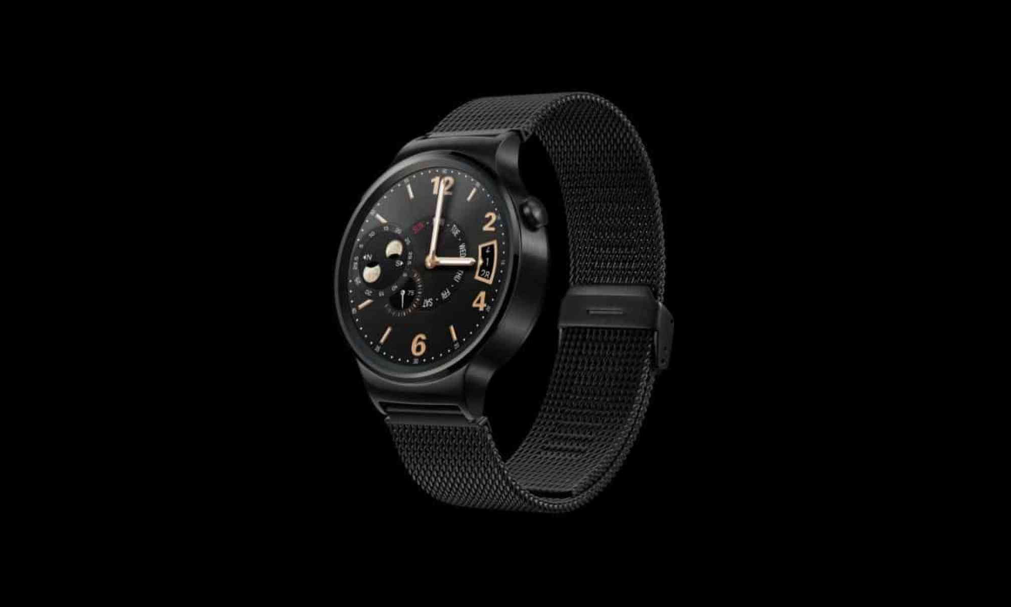 Huawei Watch_Standard-Black