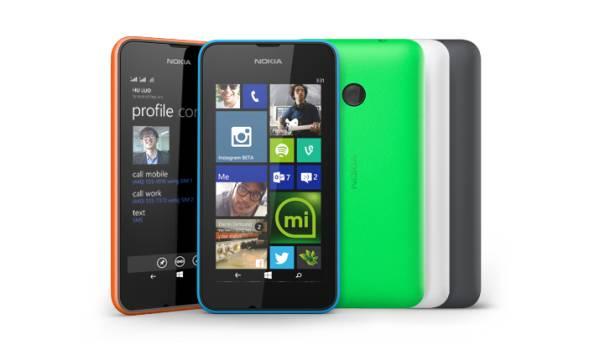 Wielka promocja na telefony Nokia Lumia