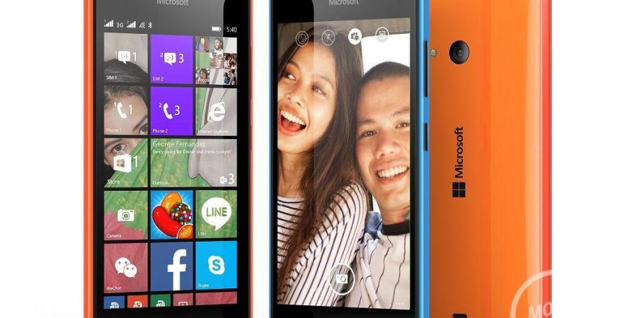 Microsoft Lumia 540 Dual SIM zadebiutuje w Polsce