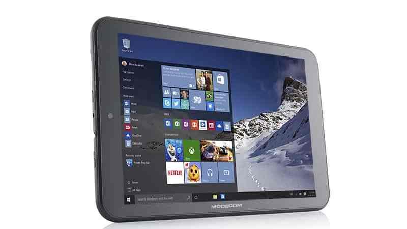 FreeTAB 8025 IPS IB – pierwszy w Europie tablet z fabrycznym Windows 10