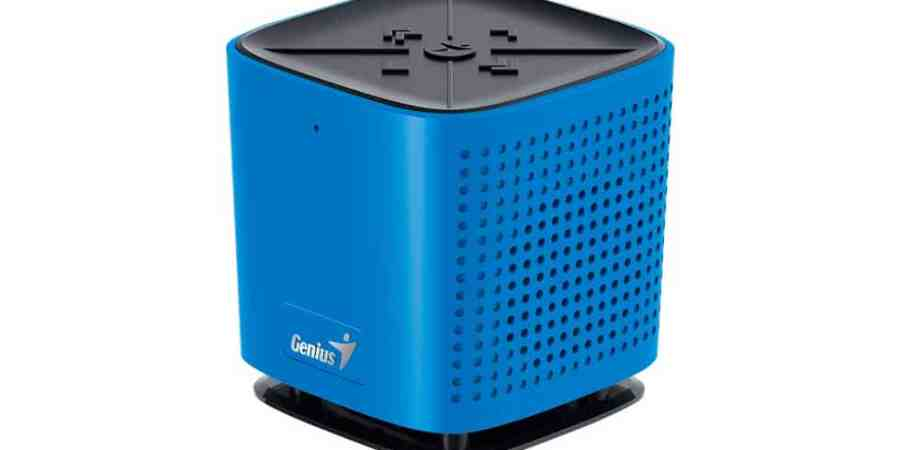 Genius SP-925BT – mobilny głośnik  z subwooferem