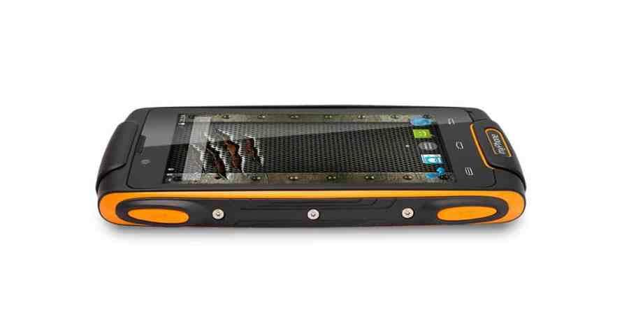 myPhone Hammer AXE LTE – Recenzja