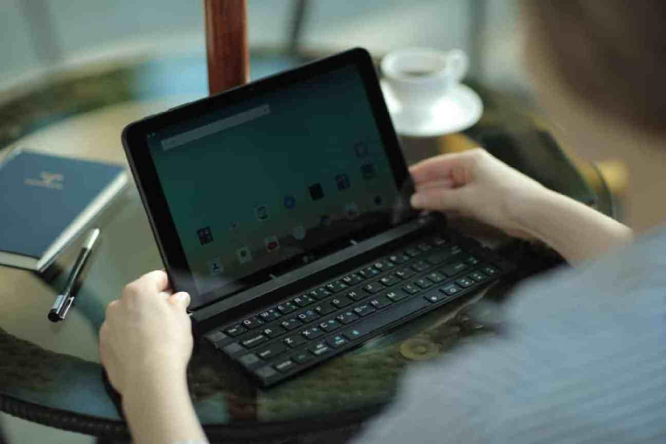 LG Rolly Keyboard 3