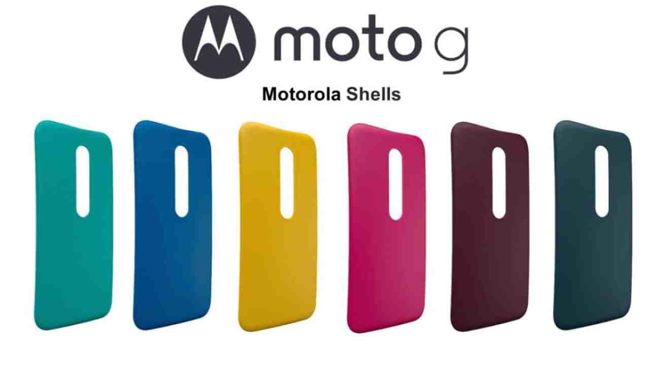MOTO G Shells PL