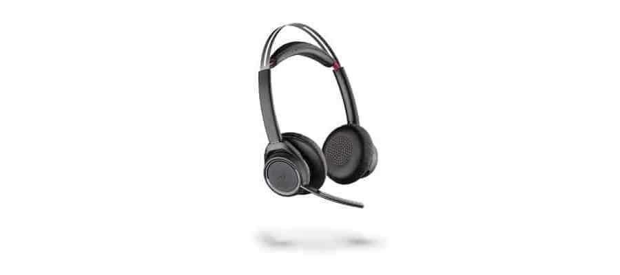Plantronics wprowadza do oferty pierwszą bezprzewodową słuchawkę z aktywną redukcją szumów w przestrzeni biurowej