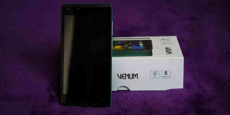 myPhone Venum – Recenzja
