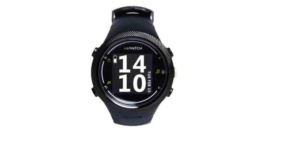 inkWATCH TRIA Plus: sportowy zegarek, który odmieni Twój trening