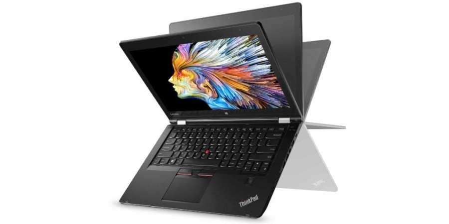 Nowości od Lenovo: ThinkPad P40 Yoga, P50s oraz ThinkStation P310