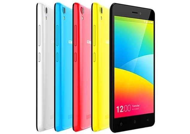 Gionee P5w – tani smartfon dla młodzieży