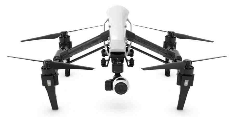 DJI Inspire 1 v2.0 – nowa wersja zaawansowanego drona