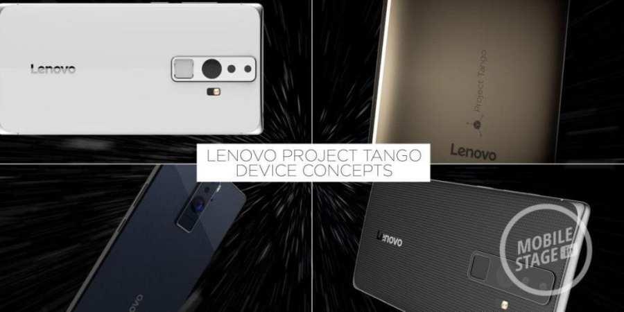 [CES 2016] Lenovo jako pierwsze stworzy smartfon z Project Tango