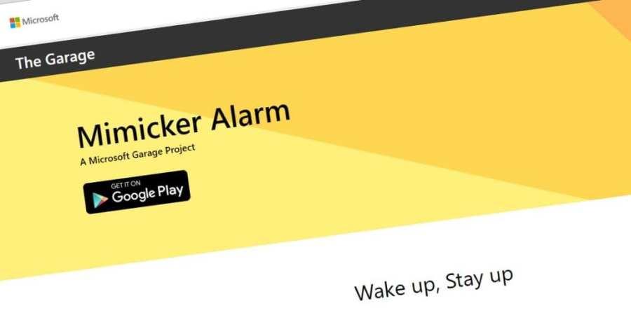 Mimicer Alarm – kolejny bezlitosny budzik