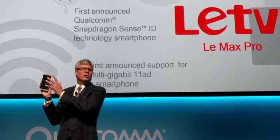 [CES 2016] Letv Le Max Pro – pierwszy smartfon z Snapdragonem 820