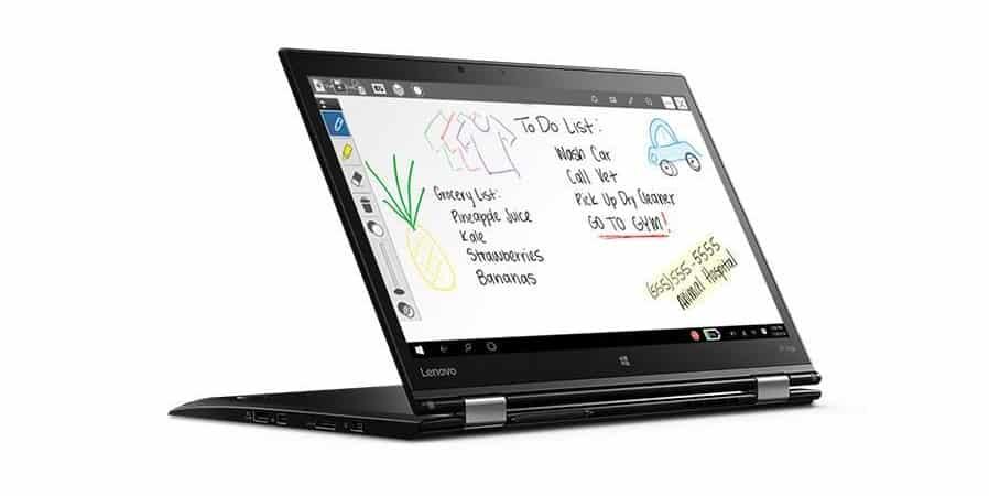 WRITEit 2.0 – nowa wersja popularnej aplikacji od Lenovo