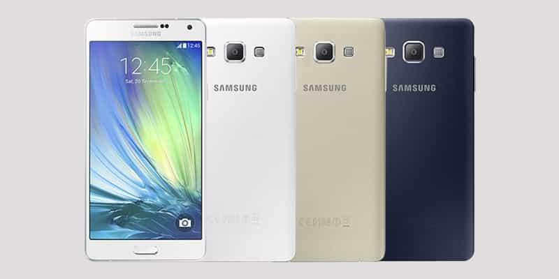 Samsung Galaxy C7 – specyfikacja techniczna