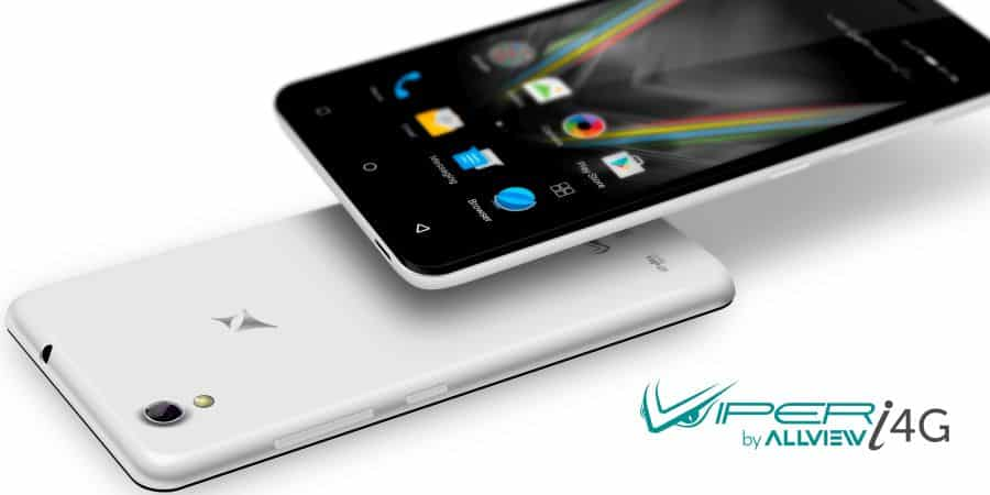 Allview V2 Viper i4G, smartfon dedykowany dla ludzi młodych