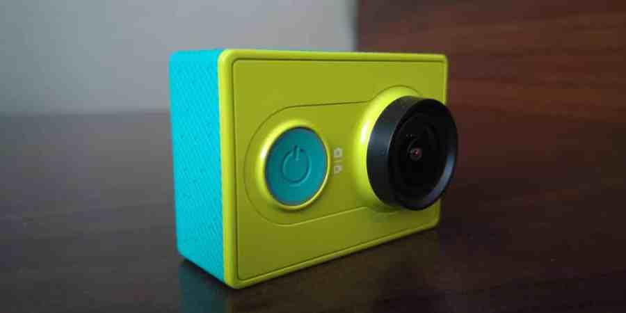 Xiaomi YI Action Camera – recenzja taniej sportowej kamerki