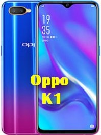 hard reset Oppo K1 - Factory reset or Restore all data and