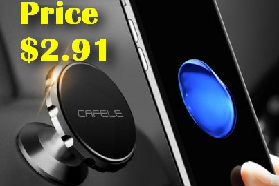 Style Magnetic Car Phone