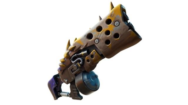 Primal Shotgun