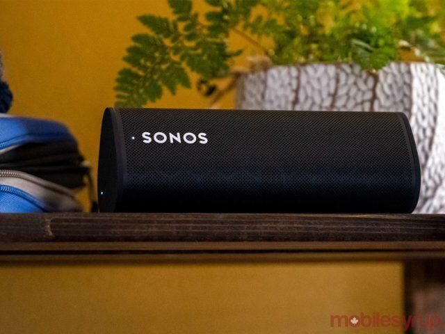 Sonos roam sideshot scaled