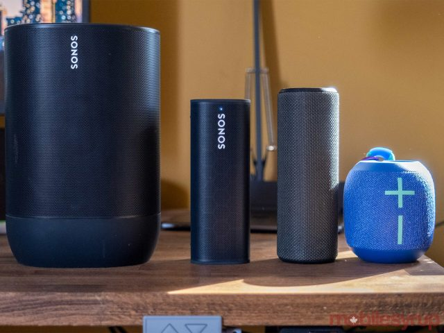 Sonos roam size compare scaled