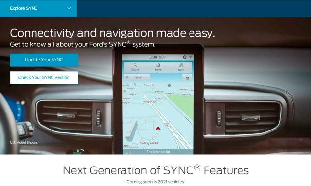 ford sync scaled
