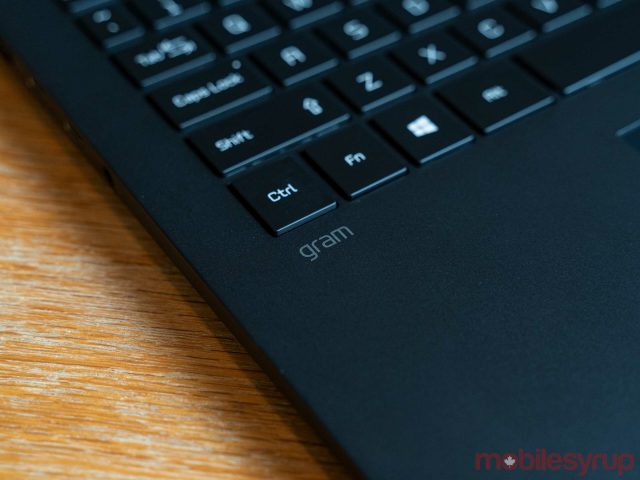 lg gram 2021 keyboard deck logo scaled
