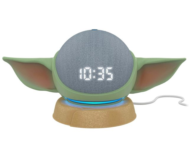 Baby yoda stand for echo dot 1 scaled