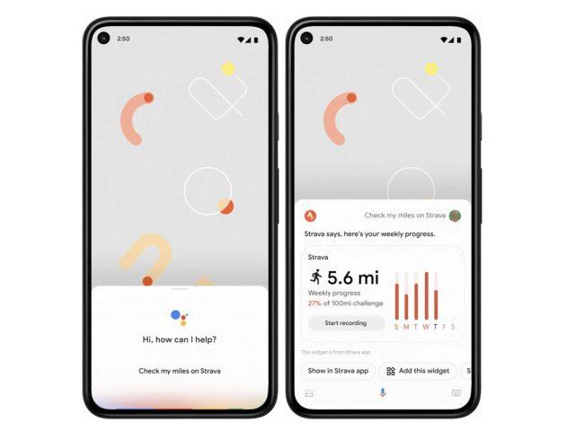 google assitant widgets scaled